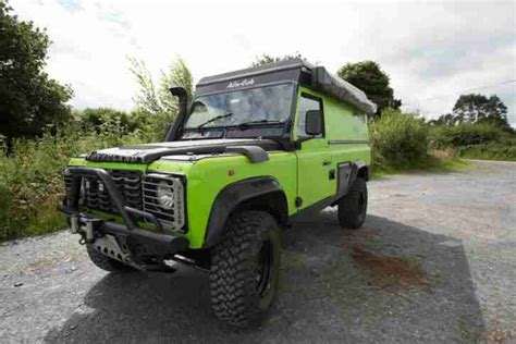 land rover 110 overland 1996 land rover 110 defender 300tdi expedition overland