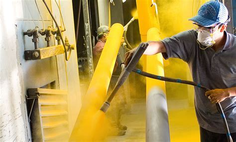 Powder Coating Australia   Process, Supplies,   Services