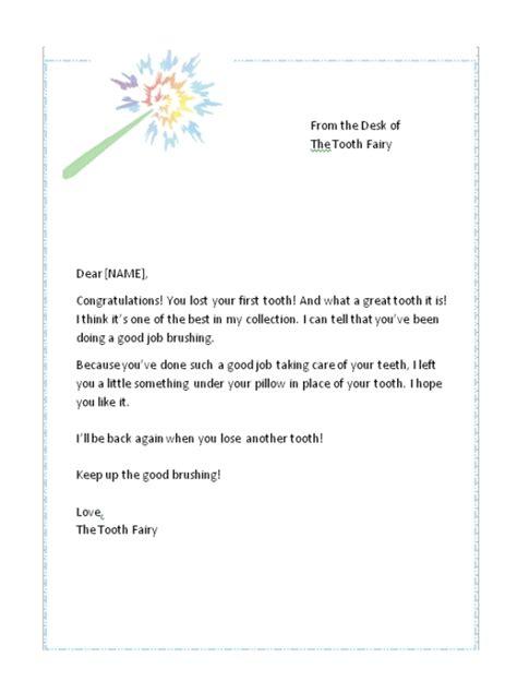 tooth fairy letter jvwithmenow com