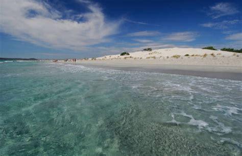 foto porto pino sardegna porto pino sardegna spiagge pi 249 della sardegna