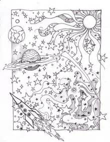 25 psychedelic coloring pages coloringstar