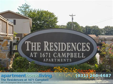 Apartment Move In Specials In Tn The Residences At 1671 Cbell Apartments Clarksville