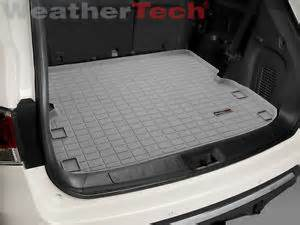 Weathertech Cargo Liner For 2015 Nissan Pathfinder Weathertech 174 Cargo Liner Trunk Mat For Nissan Pathfinder