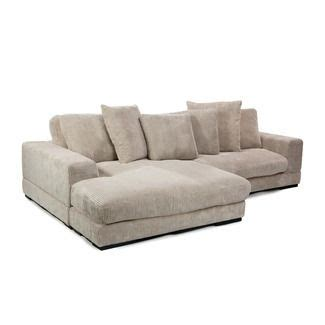 double wide sofa moe s home collection corduroy sofa i love the double