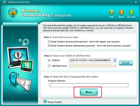 windows reset password enterprise what is the best way to crack windows 7 password