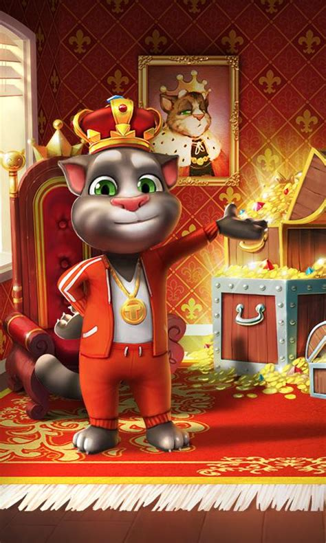 My Tom my talking tom android apps on play