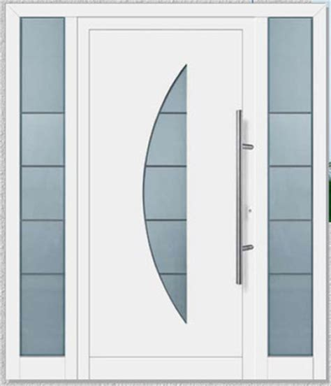 porta d ingresso porte d ingresso in alluminio e materiale sintetico h 246 rmann