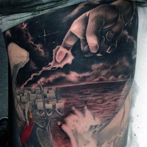 lightning bolt tattoo meaning 60 lightning designs for high voltage ideas