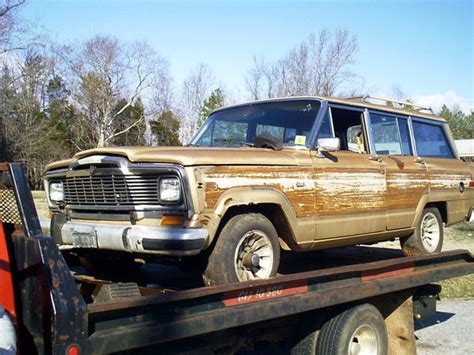 1984 Jeep Grand Wagoneer Specs 1grand84 1984 Jeep Grand Wagoneer Specs Photos