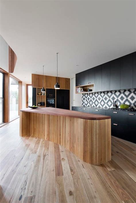 Stools Kitchen Island outstanding spotted gum kitchen contemporary with timber