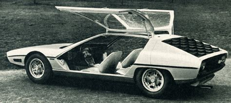Lamborghini Marzal 1967 Lamborghini Marzal Related Infomation Specifications