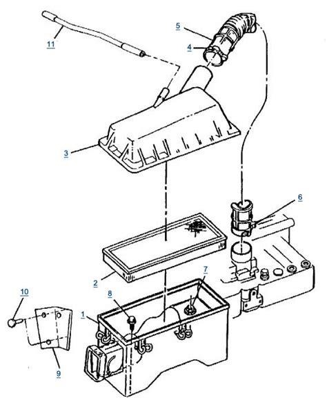 yj wrangler air intake parts 4 wheel drive xj air intake parts 4 wheel parts