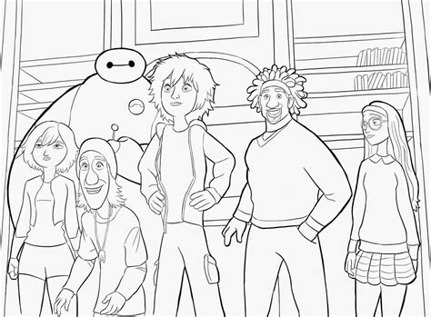 printable coloring pages for big hero 6 coloring pages big hero 6 coloring pages free and printable