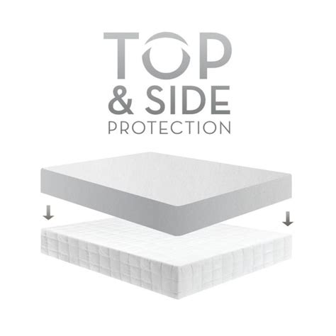 Sleep To Go Mattress Protector by Wool Tite 174 Mattress Pad And Protector By Sleep Tite