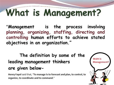 management description what is management to you thinglink