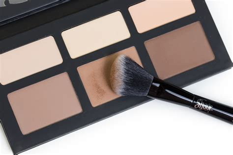 kat von d shade light contour palette embracing the true hues kat von d shade and light contour