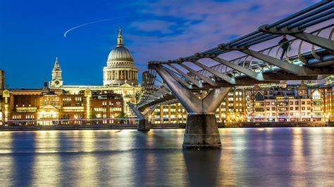 millennium bridge london uk  london millennium bridge flickr