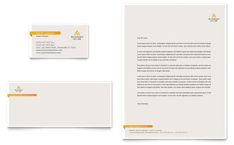 legal advocacy business card amp letterhead template word