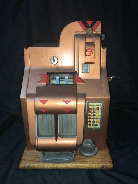 mills antique qt slot machine gameroom show