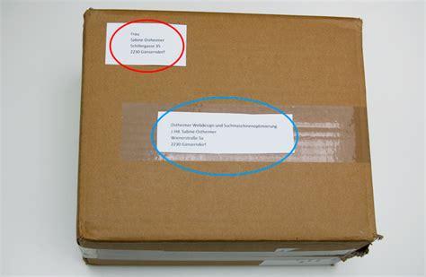 wo bekomme ich einen briefumschlag post paket umschlag