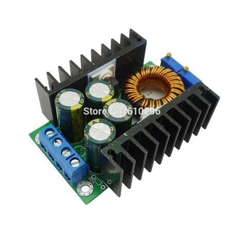 Step Buck Converter Dc Cc 9a 300w 5 40v To 1 2 35v dc cc c d cv 9a 300w step power module 5 40v to 1 2 35v buck converter in integrated