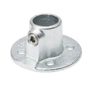 shop steeltek 3 4 in silver galvanized steel structural