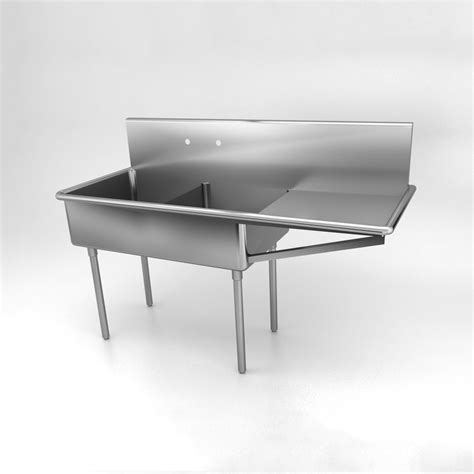 stainless steel sink with drainboard price just manufacturing nsfb2 double compartment with