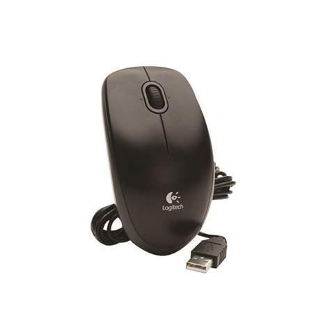 Logitech Optical Black B100 Mouse logitech usb black b100 optical mouse 910 001246
