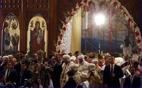 L Lu Utama 6 Sisi abdel fattah al sissi presents egypt s apologies to copts