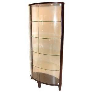 Display Cabinet For Glasses Glass Display Cabinet Homehighlight Co Uk