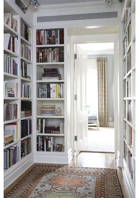 hallway bookshelves entry way hallway on foyers entryway and stairs