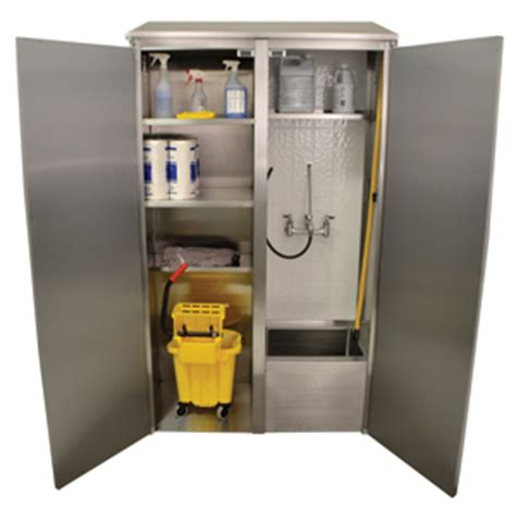 Mop Storage Cabinet by Mop Sink Cabinet 2013 07 01 Plumbing And Mechanical