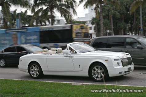 rolls royce in miami rolls royce phantom spotted in miami florida on 12 26 2012