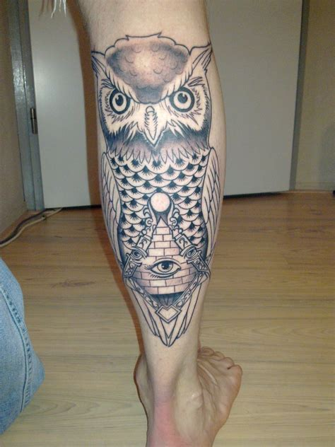 owl tattoo symbolism illuminati tattoos designs ideas and meaning tattoos