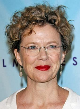 curly hair cuts over 55 annette bening hairstyle short curls hairstyle channel