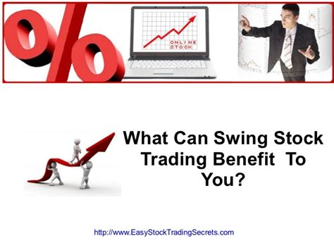 what is swing trading in stock market what can swing stock trading benefit to you