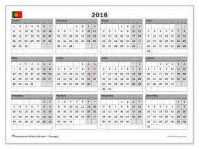 Calend 2018 Portugal Feriados Calend 225 Para Imprimir 2018 Feriados P 250 Blicos Em