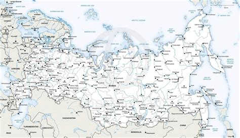 maps russia russia map map of russia russian federation annamapcom