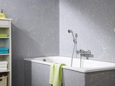Alte Badezimmer Verschönern by Bad Paneele Statt Fliesen Badezimmer Tapete Statt Fliesen