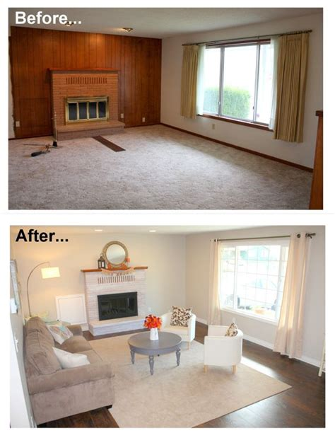 wood paneling makeover before and after 50 inspiring living room ideas light walls basement