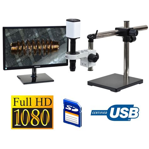 Hd Digital Microscope hd high definition 1080p usb digital microscope 7x 1676x
