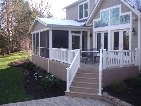 sunroom deck and patio sunrooms pinterest