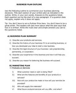 Uow Business Subject Outline by 9 Outline Exles In Word Pdf Free Premium Templates