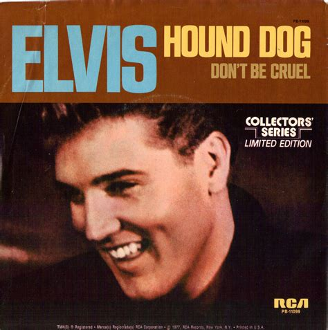 hound elvis 15 classic songs about dogs 171 american songwriter