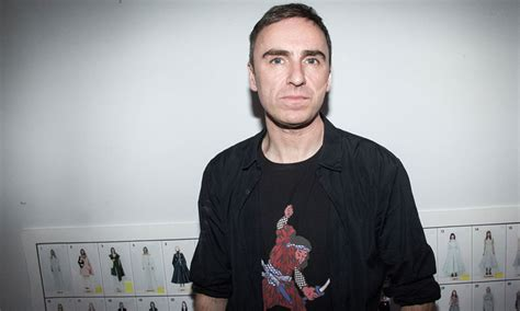 could raf simons be calvin klein s next creative director highsnobiety