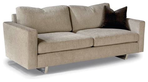 cool sectionals cool clip sofa from thayer coggin contemporary sofas