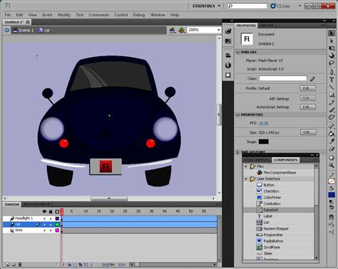 tutorial flash professional cs5 adobe flash professional cs5 5 software downloads