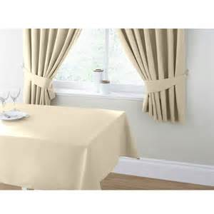 Kitchen Table Cloths Plain Dye Half Panama Kitchen Tablecloth Available In