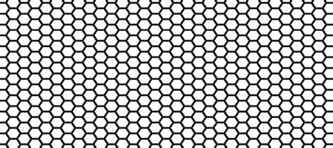 honeycomb pattern black and white black and white honeycomb structure free image