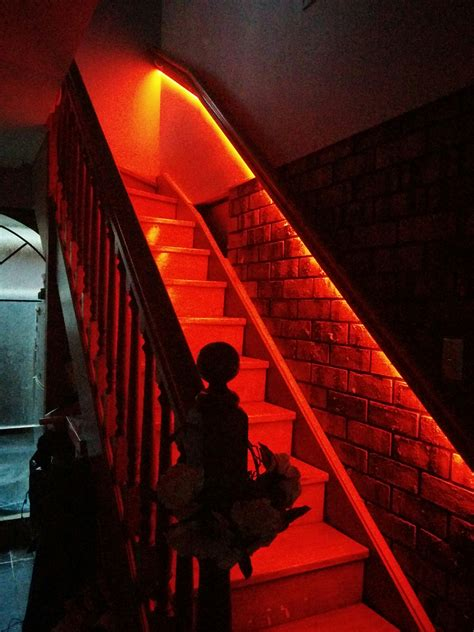 hue led light strip philips hue light strip hack using 5050 rgb smd for stairs